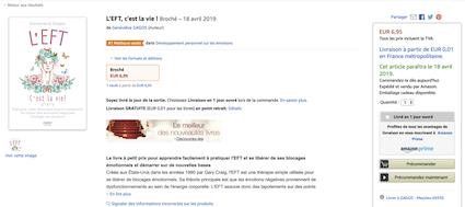 L'EFT, c 'est la vie !
