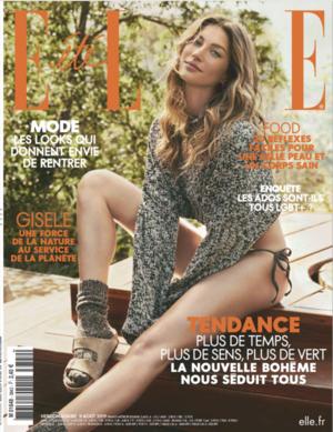 Article EFT dans le magazine ELLE du 9 Août 2019