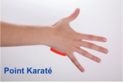 EFT - Point Karaté