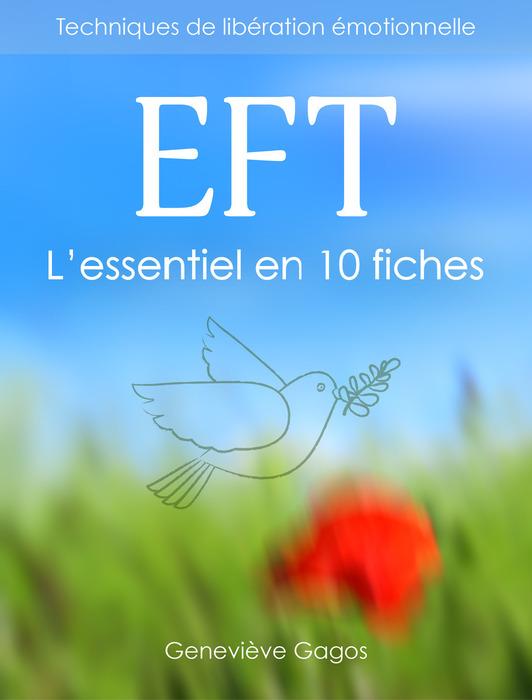 Couverture livre l'EFT pour tous de Geneviève Gagos