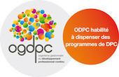 Geneviève Gagos, Ecole EFT France, validée Organisme de DPC par l'OGDPC